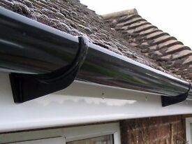 Gutter cleaning from £50.Repair and replace.