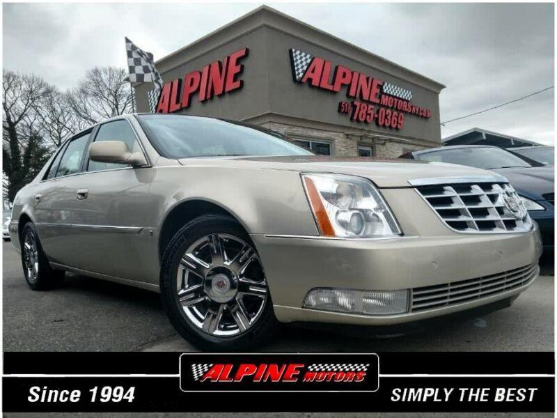 Image 1 Voiture Américaine d'occasion Cadillac DTS 2007