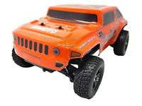 1/18 BRUSHED HIMOTO 4x4 HUMMER RADIO CONTROLLED CAR rc