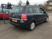 CAR FINANCE SPECIALISTS Vauxhall ZAFIRA