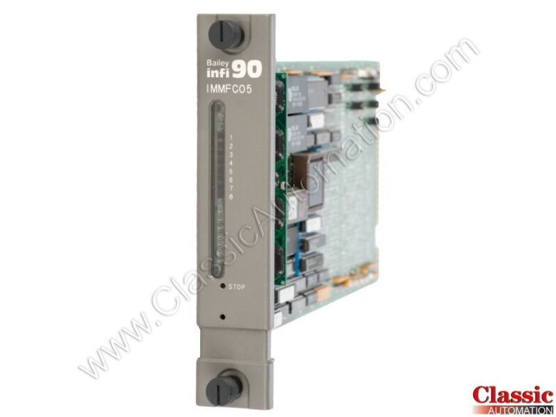 ABB, Bailey | IMMFC05 | Multifunction Controller (Refurbished)