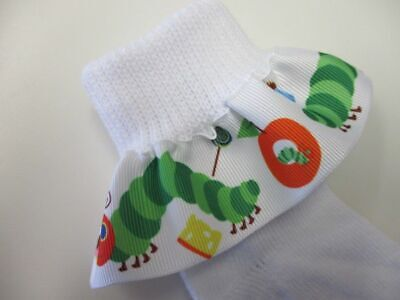 Ruffle socks MTM Very Hungry Caterpillar Toddler Girls Storybook Theme - Toddler Party Themes