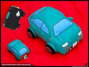 Mazda 323 Astina soft toy Tanomi Lantis JDM rare plush kids car Kalorama Yarra Ranges Preview