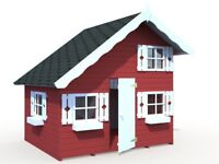 sheds and playhouse