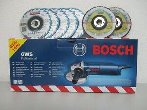 Bosch Professional GWS 1000 1000 W Winkelschleifer vom Fachhändler