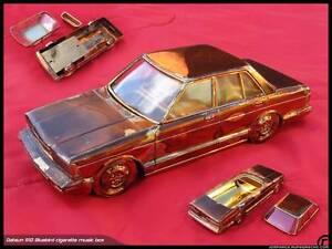 Datsun 910 Bluebird music box cigarette holder JDM Nissan rare Kalorama Yarra Ranges Preview