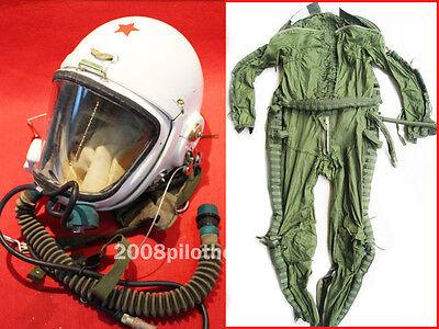 Journey Helmet High Altitude Astronaut Space Pilots Pressured Flight Suit $:299.9