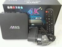 Android box M8S