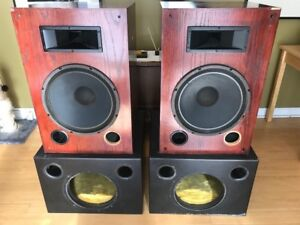 Club / Bar Speaker enclosures