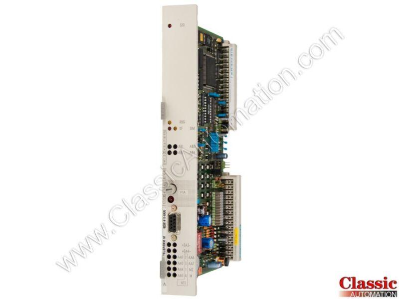 Siemens | 6DS1411-8RR |Closed Loop S Control Module (new)