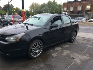 Ford - Focus - 2010 Manuel 180000 km leather sunroof