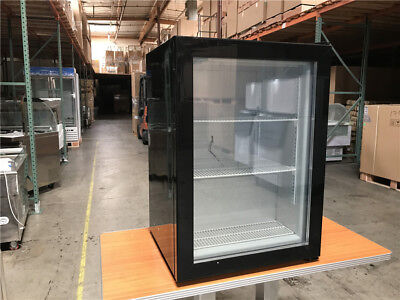 Nsf Countertop Glass Freezer Merchandiser Ice Creamcommercial