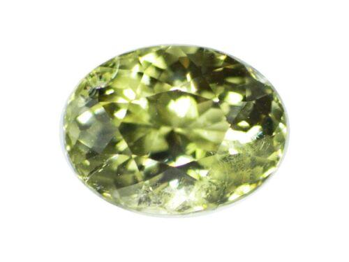 KORNERUPINE GREEN OVAL SHAPE 2.69 CARATS NATURAL SRI LANKA LOOSE GEMSTONE 20426