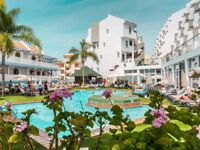 all inclusive holiday to tenerife for 2, 1 week, june 29