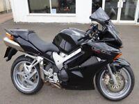 Honda VFR800 VTEC Motorcycle (2002)