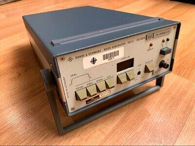 Rohde Schwarz Suf2 Noise Generator