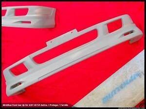 MintBlue front lip for BJII Mazda 323 Familia Astina Protege JDM Kalorama Yarra Ranges Preview