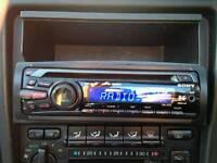 Sony Xplod 50x4 Aux Mp3 Tuner car stereo car headunit car cd player car radio vgc