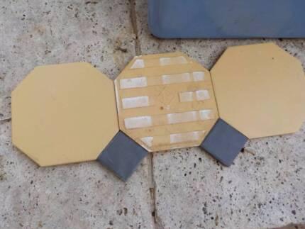 Octagon and Dot tessellated tiles MOSMAN Mosman Mosman Area Preview