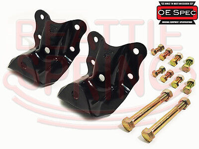 Spring Hanger - Rear Leaf Spring Rear Hanger Bracket for Ford Ranger Mazda SRI Certified (Pair)