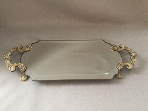 JAY STRONGWATER  Arabesque Scallop Vanity Mirror- Retail $1,200