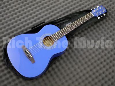 Fender MA-1 3/4 Size Steel Acoustic Guitar - Ltd Gloss Blue