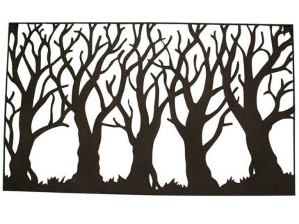 Garden Wall Art uk of Trees Wall Art Garden