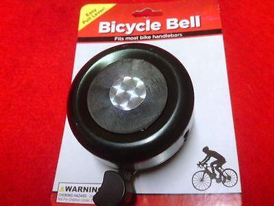 2014 New Metal Ring Handlebar Bell Sound for Bike Bicycle Black