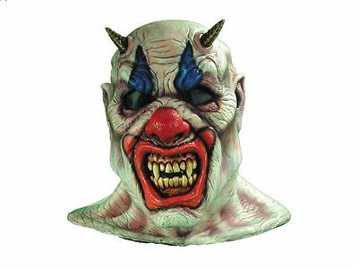 HALLOWEEN ADULT EVIL MISERY JUGGALO ICP MASK PROP CLOWN - Juggalo Halloween