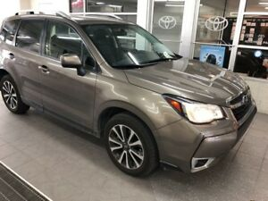 2017 Subaru Forester 2.0XT TOURING LOW MILLEAGE! NEVER ACCIDENTE