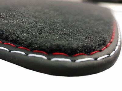 Fußmatte für Mercedes Sprinter 3,5-T BUS Original Qualität Velours Automatten