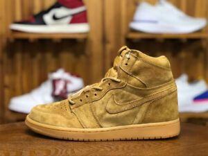 "Jordan 1 Retro High ""Wheat"""