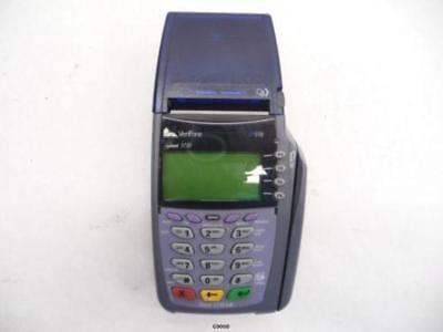 Verifone Vx510 Dc Ipdialup Credit Card Machine Printer Is Broken