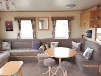 Bargain Priced Caravan For Sale - On The Solway Coast - Near Newcastle - Ayshire - Cumbria - Glasgow