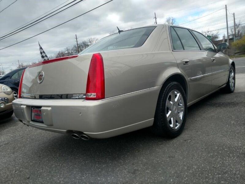 Image 4 Voiture Américaine d'occasion Cadillac DTS 2007