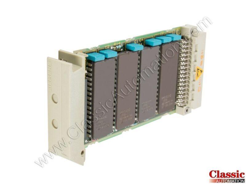 Siemens   6DD1610-0AG1   Simadyn D Memory Module (Refurbished)