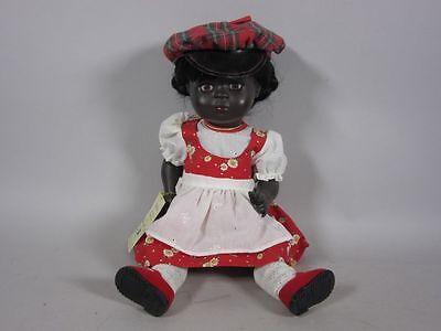 """Geschäftsaufl.:Schildkröt-Puppe""""Mambi""""(ca.41cm) mit schönem Kleid 5G142"""