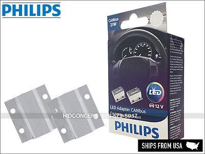 PHILIPS LED Load Resistor Equalizer Hyper Flash Fix Error Canceler Decoder 21W