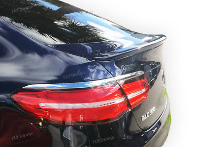 SCHWARZ lack Spoiler für Mercedes GLC Coupe AMG 63 43AMG 4matic 350e 350 250 220