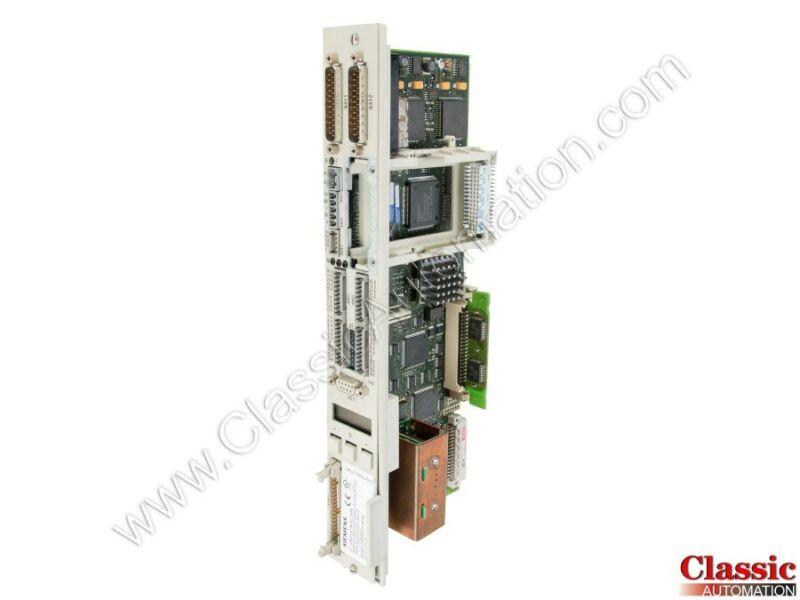 Siemens | 6SN1118-0NH01-0AA0 | Simodrive Drive Module (Refurbished)