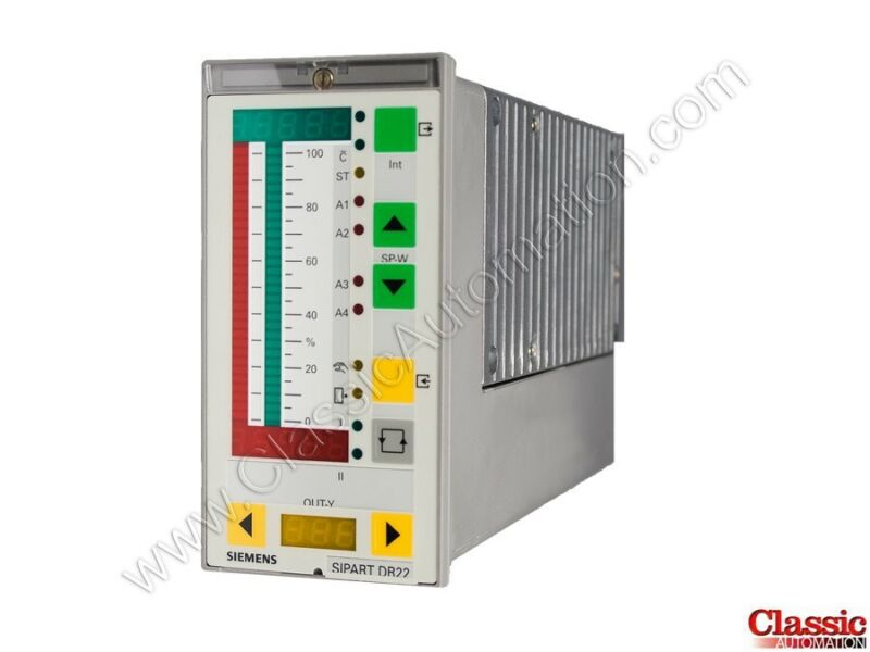 Siemens| 6DR2210-5 | SIPART DR22 Controller (new)