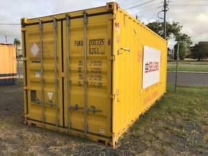 Shipping Container 20' GP A-Grade Mackay Mackay City Preview