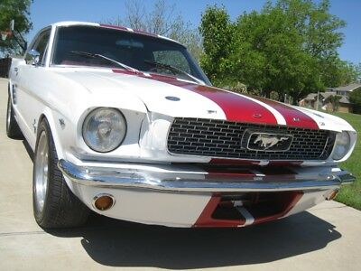 1966  Ford Coupe Mustang  GT-350 AUTO w/ 289 and power steering
