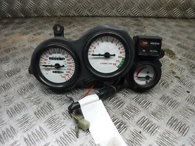 <em>YAMAHA</em> RD500LC RD500 LC CLOCKS SPEEDOMETER TACHOMETER MPH RPM DIALS IN