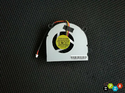 New CPU Cooling Fan For MSI CX61 CR650 FX600 FX610 FX603 FX620 MS-16 Laptop