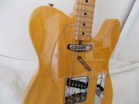 Fender American Vintage '52 Telecaster - Butterscotch w/ Clear Pickguard