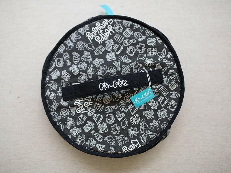 coton colors attachment bag, big attachment bag