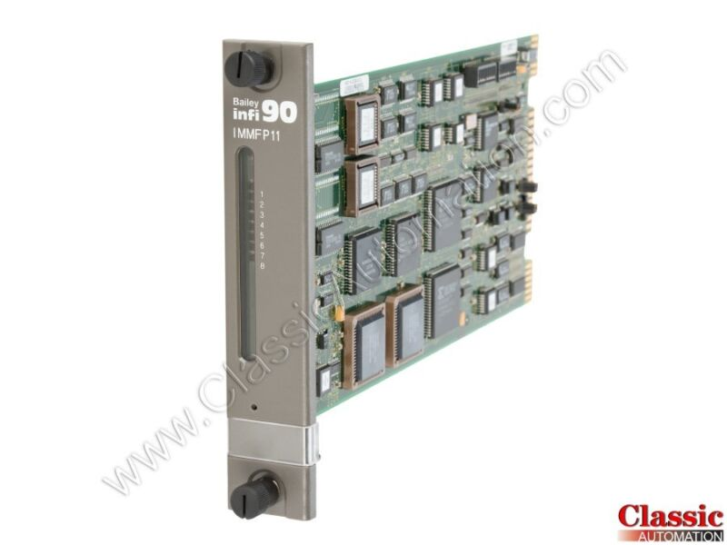 ABB, Bailey | IMMFP11 | Multifunction Processor Module (Refurbished)