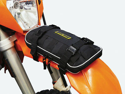 - Nelson Rigg Front Fender Bag Motorcycle Off Road Dual Sport Adventure Touring