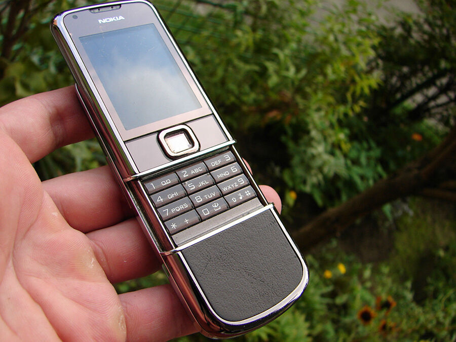 Top 3 Accessories for Your Nokia 8800